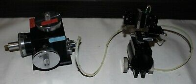 Narishige Mo-103 R 3-axis Micro Manipulator Newport Thorlabs Goniometer
