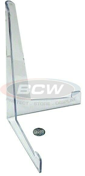 Box of 25 BCW Large Unfoldable Photo / Postcard Stands