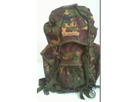 Cammo backpack (25L)