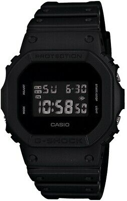 BRAND NEW CASIO G-SHOCK DW5600BB-1 MATTE BLACK DIGITAL MEN'S LIMITED WATCH NWT!!