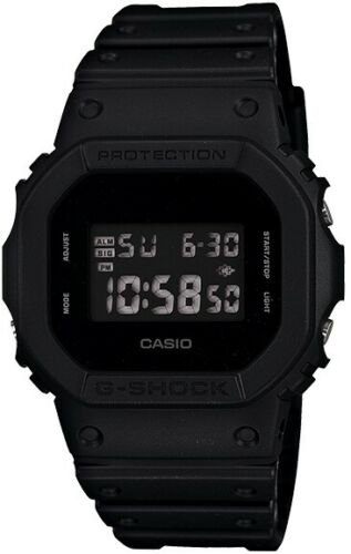 brand new casio g shock dw5600bb 1