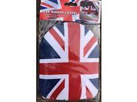 Union Jack Car/Motorbike Mirror Covers