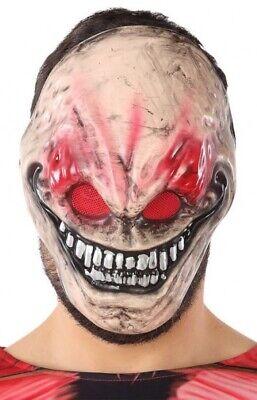 Herren Damen Horror Zombie Raum Alien Maske Halloween Kostüm (Raum Alien Kostüm)