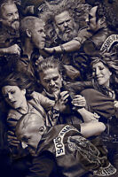 Sons of Anarchy Seasons 1,2,3,4,