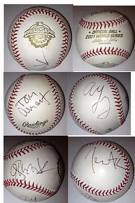 NO DOUBT SIGNED MLB BASEBALL GWEN STEFANI TOM DUMONT ADRIAN YOUNG TONY KANAL  for sale  Shipping to India