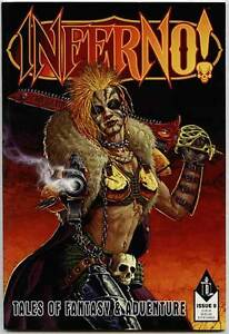 INFERNO! ISSUE #8 BY GAMES WORKSHOP AND BLACK LIBRARY
