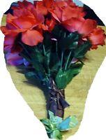 flowers  artificial bouquet  $9