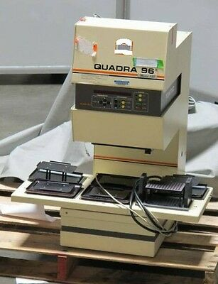 Tomtec Quadra96 196-320 96 Channel Pipetting Liquid Handling System Station