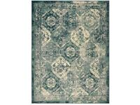 VONSBAK, rug low pile, green, IKEA Exeter As-Is, Was £60 #BargainCorner