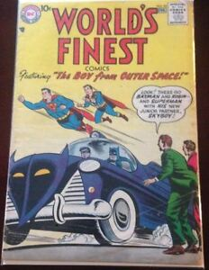 WORLD's FINEST comics lot of 95 between issues 92-323 $295, OBO