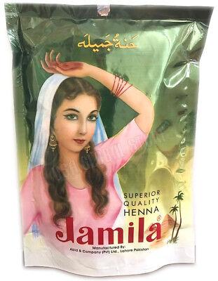 Jamila Henna Powder  250 Grams Baq Body   Hair Quality Mehendi  2017 Crop