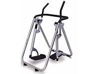 Carl Lewis Air walker - Cross trainer keep fit exercise equipment