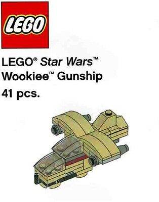 Constructibles  Wookiee Gunship Lego  Parts   Instructions Kit