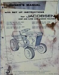 Jacobsen Chief Wiring Diagram | Wiring Diagram on
