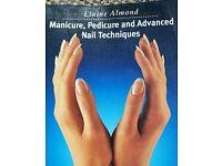 Elaine Almond Manicure, Pedicure and Advanced Nail Techniques Book