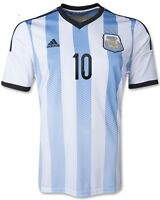 ARGENTINA Home Jersey #10 Messi - #20 Aguero (25$ch)