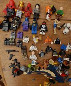 lego Mini Figures X 104