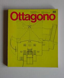 Ottagono-Rivista-di-architettura-Anno-23-n-88-marzo-1988-Sergio-Mazza-Gramigna