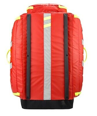 New Statpacks G3 Responder Backpack Medic Trauma Bag Red Stat Packs