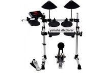 Yamaha DTXplorer Electronic Drum Set