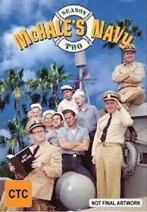McHALE'S NAVY - Season 2  (DVD, 5 disc set) - New & FREE POST