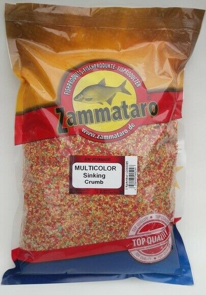 4,90€/kg  Zammataro Futter Lockfutter Multicolor Birdfood T-3 Grün/Rot/Gelb