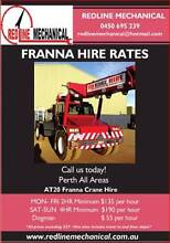 Franna Crane Hire Midland All Areas Swan Area Preview