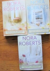 --Nora ROBERTS – The DREAM – Trilogy