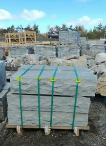 Natural stone steps and edging of various sizes. Other stone products! Pickup in Barrie. Delivery for extra charge.