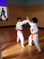 Day Time Karate Classes