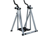 Exercise Machine : Gravity Strider (aka an 'Air Walker')