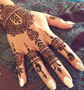 Henna art Cambridge Kitchener Area image 4