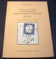 Filatelia - Catalogo Annullamenti Sardo Italiani Lombardi - 1970 -  - ebay.it