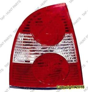 Tail Lamp Passenger Side Sedan With W8 Engine High Quality Volkswagen Passat 2002-2004