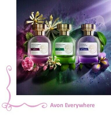 Avon Artistique range of perfumes EDP SAMPLES - BUY 2 GET ONE FREE OFFER