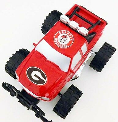 New Georgia Bulldogs Toy Monster Truck BIG 4 Wheel Drive Boy Girl SEC UGA NCAA ()