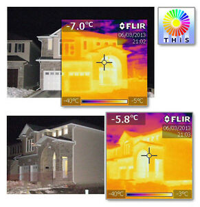 FLIR E4 UPGRADED TO E8 BRAND NEW WITH WARRANTY THERMAL CAMERA