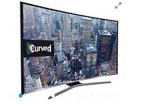 """48"""" Samsung Curved SmartTV. I can deliver"""