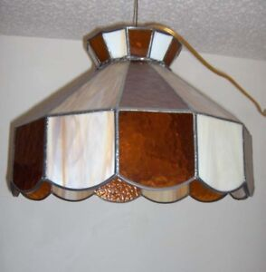 Stained Glass Full size lamp