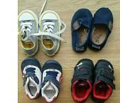 Shoes size 4
