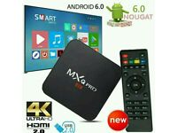ANDROID TV BOX. HD 3D AND 4K ULTRA