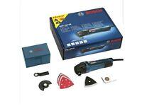 Bosch GOP 250 CE professional Multi Cutter inc 8 Accessories