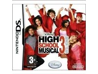 Disney Sing It High School Musical 3: Senior Year (Nintendo DS, 2008)