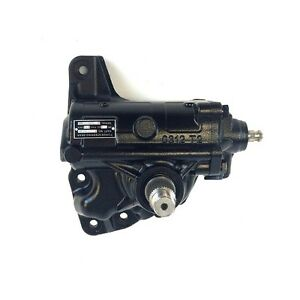 898006753 Isuzu NPR/NQR Power Steering Gear GMC W3500-W5500