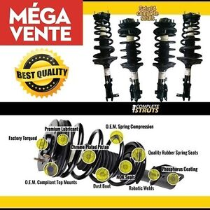 Buick Rendezvous ► Shocks and Struts • Amortisseurs