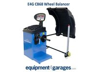 Brand New -Computer Controlled Wheel Balancer E4G CB68