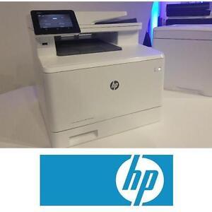 NEW HP COLOUR LASERJET PRINTER PRO ALL IN ONE PRINT SCAN COPY WIRELESS PRINTERS SCANNER SCANNERS COPIER COPIERS