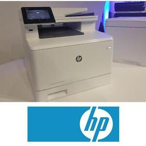 NEW HP COLOUR LASERJET PRINTER PRO ALL IN ONE PRINT SCAN COPY WIRELESS PRINTERS SCANNER SCANNERS COPIER COPIERS