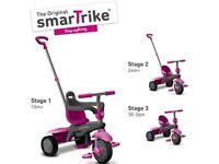 Smart trike 3 in 1