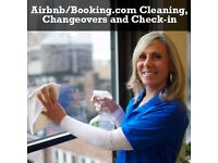 Airbnb / Booking / Holiday Lettings changeover team - Glasgow